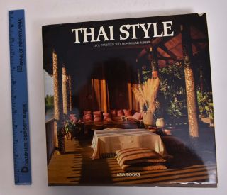 Thai Style. William Warren, Luca Invernizzi Tettoni