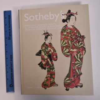 IMPORTANT JAPANESE PRINTS, ILLUSTRATED BOOKS & PAINTINGS FROM THE ADOLPHE STOCLET COLLECTION