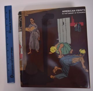 American Prints in the Library of Congress: A Catalog of the Collection. Karen F. Beall.
