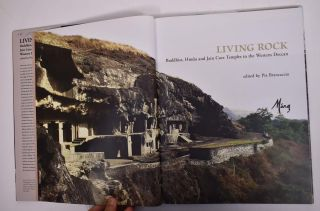 Living Rock: Buddhist, Hindu and Jain Cave Temples in the Western Deccan