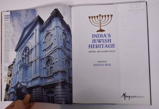 India's Jewish Heritage: Ritual, Art, and Life-Cycle