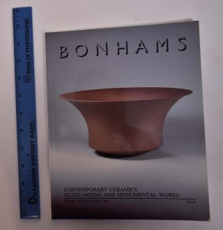 Contemporary Ceramics: Outstanding and Monumental Works. Bomham's