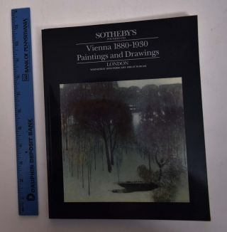 Vienna, 1880-1930: Paintings and Drawings. Sotheby's