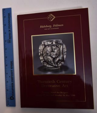 Twentieth Century Decorative Art. Feldman Habsburg