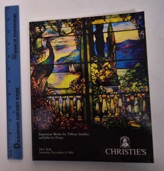 Important Works by Tiffany Studios and John La Farge. Christie's