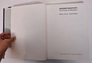 Kazimir Malevich : the climax of disclosure