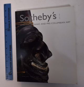 African, Oceanic and Pre-Columbian Art. Sotheby's