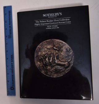 The Nelson Bunker Hunt Collection: Highly Important Greek and Roman Coins. Sotheby's