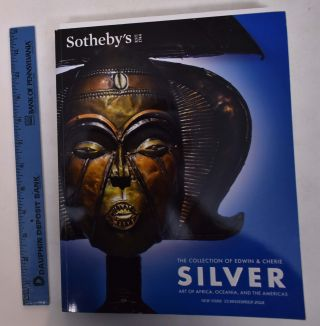 The collection of Edwin & Cherie Silver: Art of Africa, Oceania, and the Americas. Sotheby's