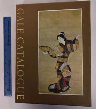 Catalogue of the Japanese Paintings and Prints in the Collection of Mr. & Mrs. Richard P. Gale...