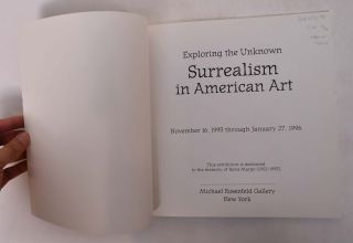 Exploring the Unknown: Surrealism in American Art