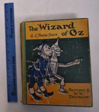 The New Wizard of Oz. L. Frank Baum, W W. Denslow