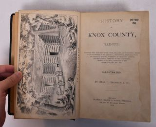 History of Knox County, Illinois. Chas. C. Chapman, Co