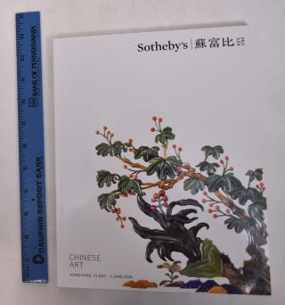 Chinese Art. Sotheby's