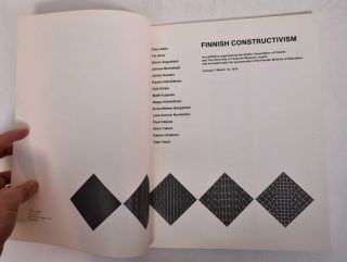 Finnish Constructivism. Denise Schmandt-Besserat, acting curator and
