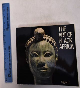 The Art of Black Africa. Elsy Leuzinger