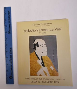 Collection Ernest Le Veel: Estampes Japonaises (1re Vente