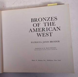 Bronzes of The American West