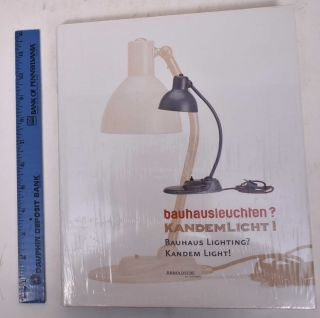 Bauhausleuchten? Kandemlicht!/Bauhaus Lighting? Kandem Light! Justus A. Binroth, Olaf Thormann