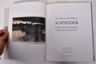 The Rona and Martin Schneider Collection of European and American Prints