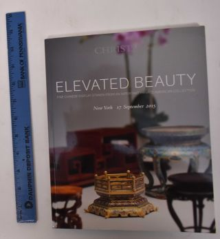 Elevated Beauty: Fine Chinese Display Stands from an Important Private American Collection....