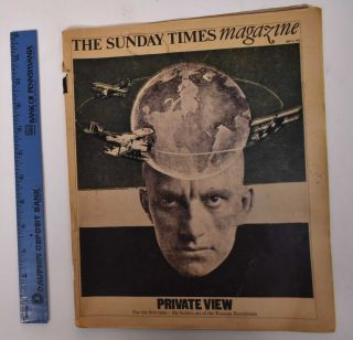 The Sunday Times Magazine: Private View. The New York Times