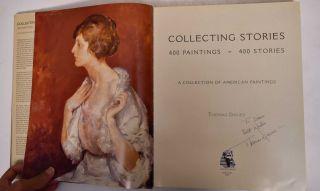 Collecting Stories: 400 Paintings, 400 Stories -- A Collection of American Paintings