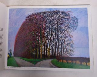 David Hockney: My Yorkshire, Conversations with Marco Livingstone