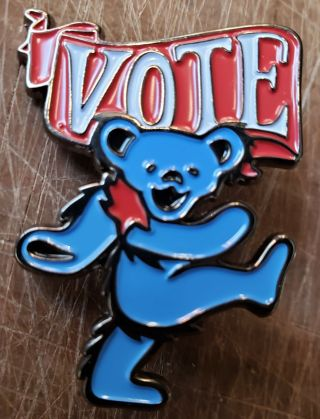 Dead and Company - 2019 - Tour Pin - VOTE