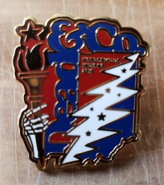 Dead and Company - 2019 - Tour Pin - Noblesville, IN (Ruoff Home Mortgage Center