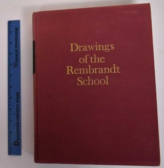 Drawings of the Rembrandt School, Volume 2 ONLY. Werner Sumowski