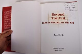 Beyond the Veil: Indian Women in the Raj