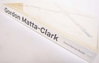 Gordon Matta-Clark: The Beginning of Trees and the End: Drawings and Notebooks