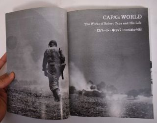 Capa's World: The Works of Robert Capa and His Life