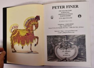 Peter Finer, the Old Rectory Ilmington, Shipston-on-Stour, Warwickshire