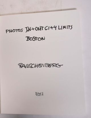 Photos in + Out City Limits Boston
