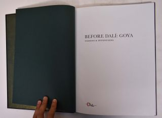 Before Dalí: Goya Visions & Inventions