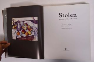 Stolen: The Gallery of Missing Masterpieces
