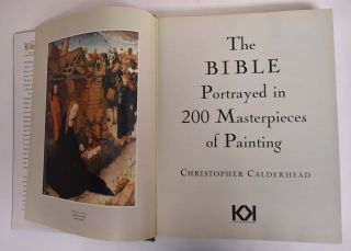 The Bible Portrayed In 200 Masterpieces of Painting