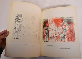 Picasso Lithographe Notices et Catalogue etablis Volume IV, 1956-1963