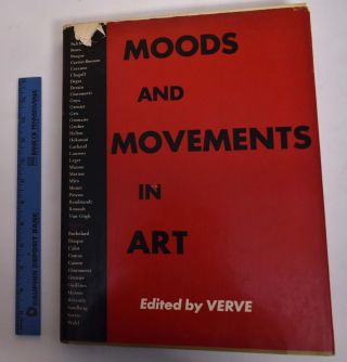 Moods and Movements in Art. Pierre Reverdy, Serge Hughes, Albert Camus