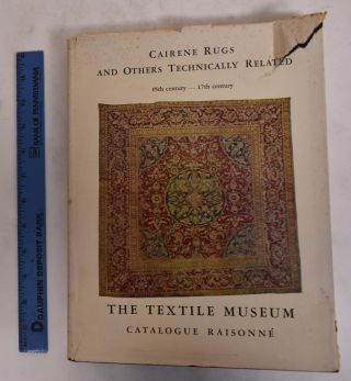 Cairene Rugs and Others Technically Related 15th Century - 17th Century. Ernst Kuhnel