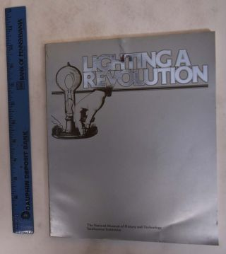 Edison: Lighting a Revolution: The Beginning of Electric Power. Washington Museum of History and...