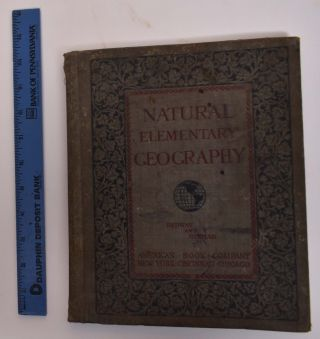 Natural Elementary Geography. Jacques Redway