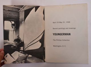Youngerman: April 20-May 31, 1968, Recent Paintings and Drawings, The Phillips Collection,...