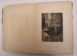 Camera Work. A Photographic Quarterly Edited and Published by Alfred Stieglitz. Number XVIII (18)