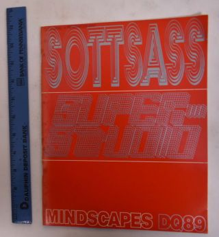 Sottsass Super-Studio: Mindscapes DQ 89. Mildred S. Friedman, Jr, Ettore Sottsass