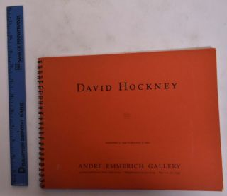 David Hockney: Paintings. Andre Emmerich Gallery