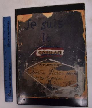 "The Sketchbooks of Picasso ""Je Suis Le Cahier"" Exhibition Poster"
