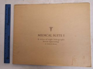 Medical Suite I, A Series of Eight Lithographs from the Original Etchings. Charles Bragg